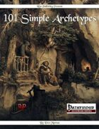101 Simple Archetypes (PFRPG)