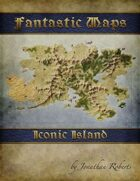 Fantastic Maps - Iconic Island