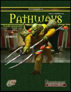 Pathways #33 (PFRPG)