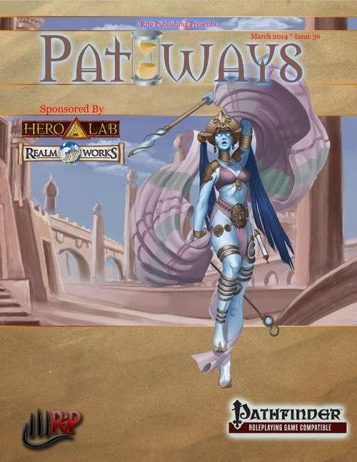 Pathways #36 (PFRPG)