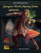 Dungeon World Missing Paths: Alchemist