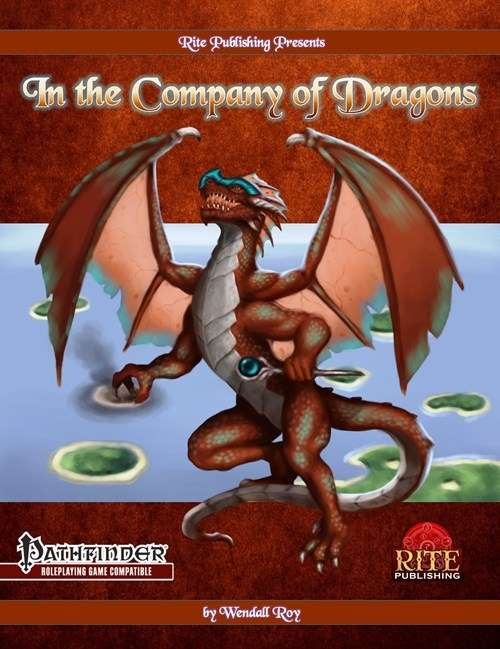 In The Company of Dragons (PFRPG)