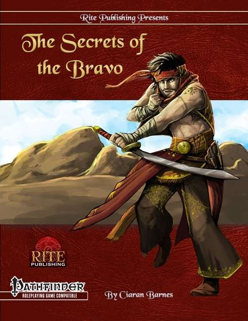 The Secrets of the Bravo (PFRPG)