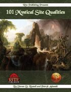 101 Mystical Site Qualities (13th Age)