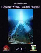 Gossamer Worlds: Poseidon's Rapture (Diceless)