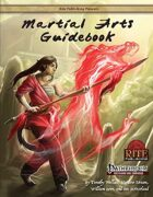 Martial Arts Guidebook (PFRPG)