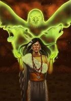 Ernanda Souza Presents: Halima the Shaman