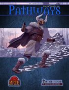 Pathways #54 (PFRPG)