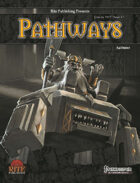 Pathways #62 (PFRPG)