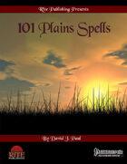 101 Plains Spells (PFRPG)