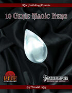 10 Genie Magic Items (PFRPG)