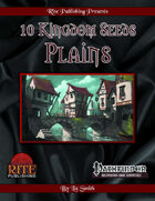 10 Kingdom Seeds: Plains (PFRPG)