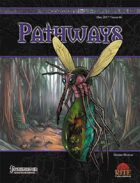 Pathways #66 Memory (PFRPG)