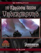 10 Kingdom Seeds: Underground (PFRPG)