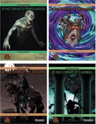 Halloween Bundle: In the Company of Series [BUNDLE]