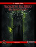 The Secrets of the BBEG (Big Bad Evil Guy) (PFRPG)