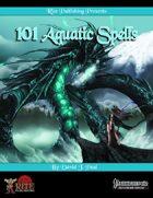 101 Aquatic Spells (PFRPG)