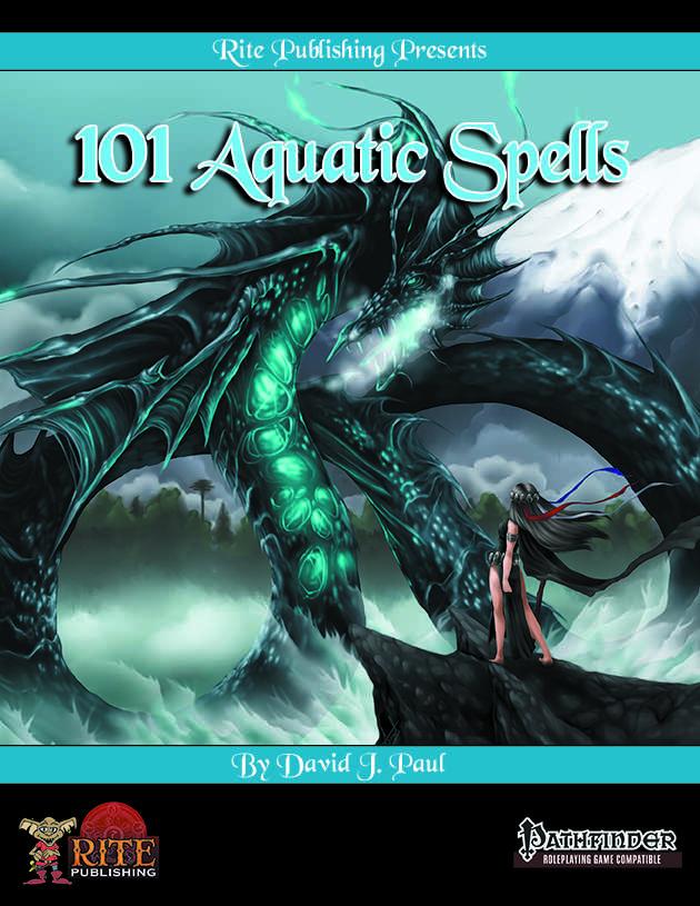 101 Aquatic Spells (PFRPG) - Rite Publishing | Pathfinder