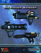 101 Ranged Weapons (SFRPG)