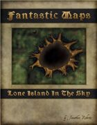 Fantastic Maps: Lone Island in the Sky