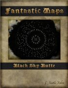 Fantastic Maps: Black Sky Butte