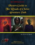 Player's Guide to the Rituals of Choice Adventure Path