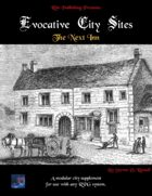 Evocative City Sites: The Next Inn
