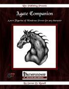 Agate Companion (PFRPG)