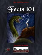 Feats 101 (PFRPG)