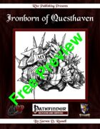 Ironborn of Questhaven (PFRPG) Free Preview