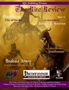 The Rite Review #2 (PFRPG)