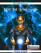 101 1st Level Spells (PFRPG)