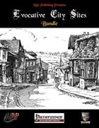 Evocative City Sites [BUNDLE]
