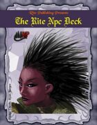 The Rite Npc Deck