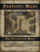 Fantastic Maps: The Clockwork Maze