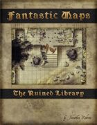 Fantastic Maps: The Ruined Library