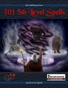 101 5th Level Spells (PFRPG)