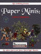 Paper Minis Coliseum Morpheuon (PFRPG)