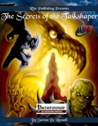 The Secrets of the Taskshaper (PFRPG)
