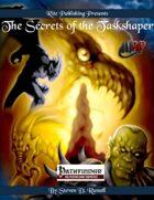 The Secrets of the Taskshaper (PFRPG)