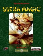Sutra Magic (PFRPG)