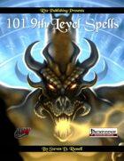 101 9th Level Spells (PFRPG)
