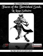 Faces of the Tarnished Souk: Le Loup Solitaire (PFRPG)