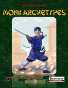 Monk Archetypes (PFRPG)