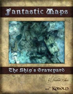 Fantastic Maps] Need a map of a sunken ship? | Morrus