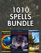 1010 Spells [BUNDLE]