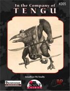 In The Company of Tengu:  A 1st-20th level Player Character Racial Class (PFRPG)