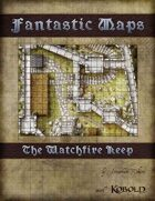 Fantastic Maps: The Watchfire Keep