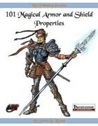101 Magical Armor and Shield Properties (PFRPG)