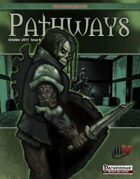 Pathways #8 (PFRPG)